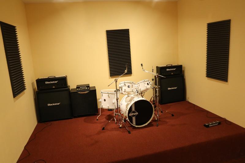 Rapture Sound Studio - Studio B